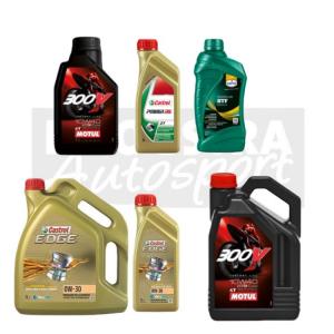 Olie & Vloeistoffen