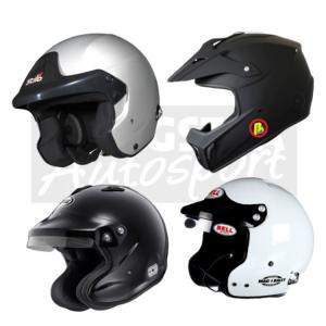 Open Face Helmen FIA