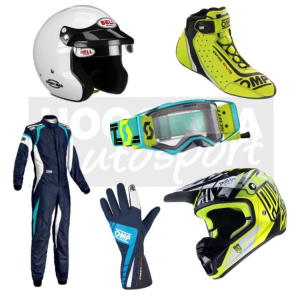 Motorsport Clothing & Helmets