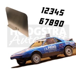 Autocross Onderdelen