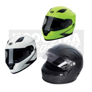 Kart & Circuit Race Helmen