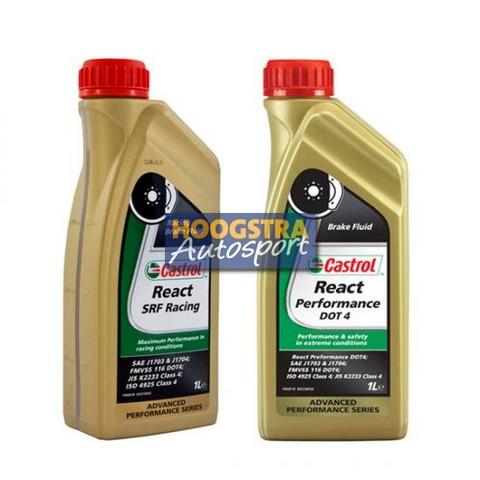Versnellingsbak Olie & Remvloeistof